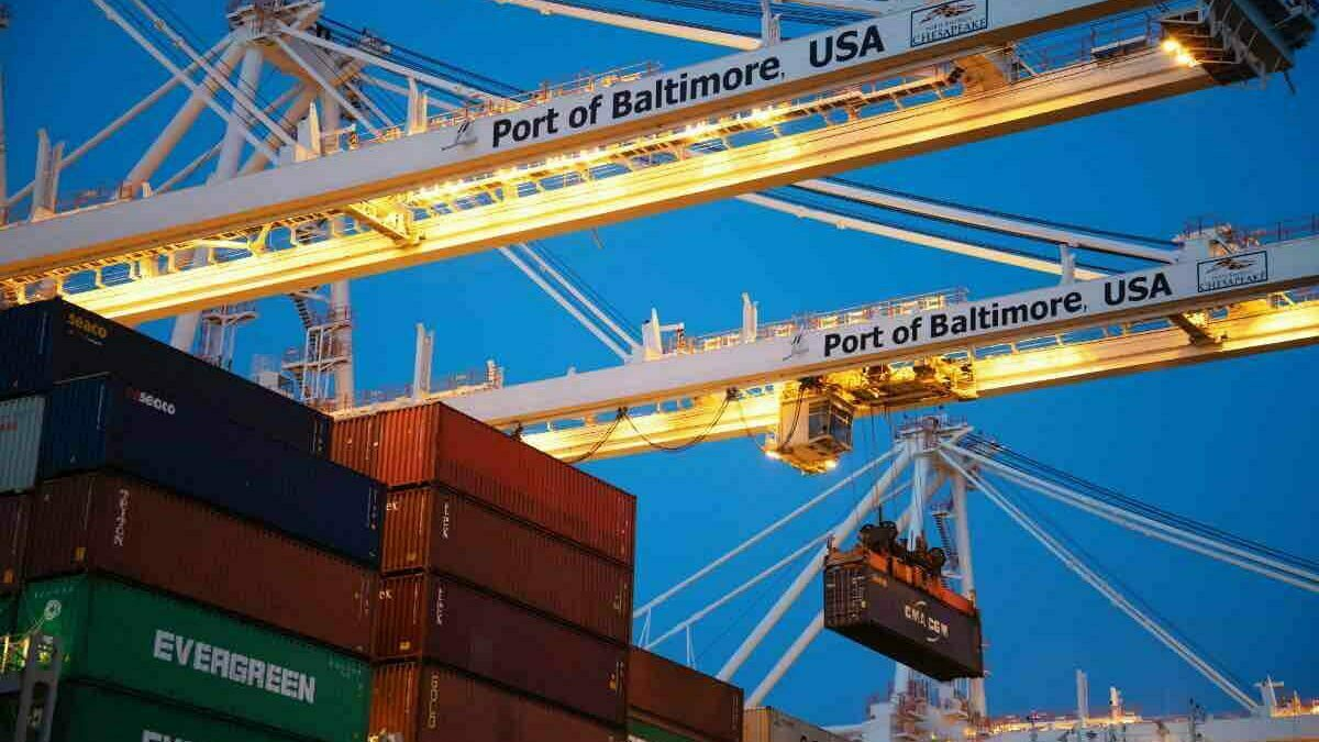 Auto Shipping Ports and Terminals