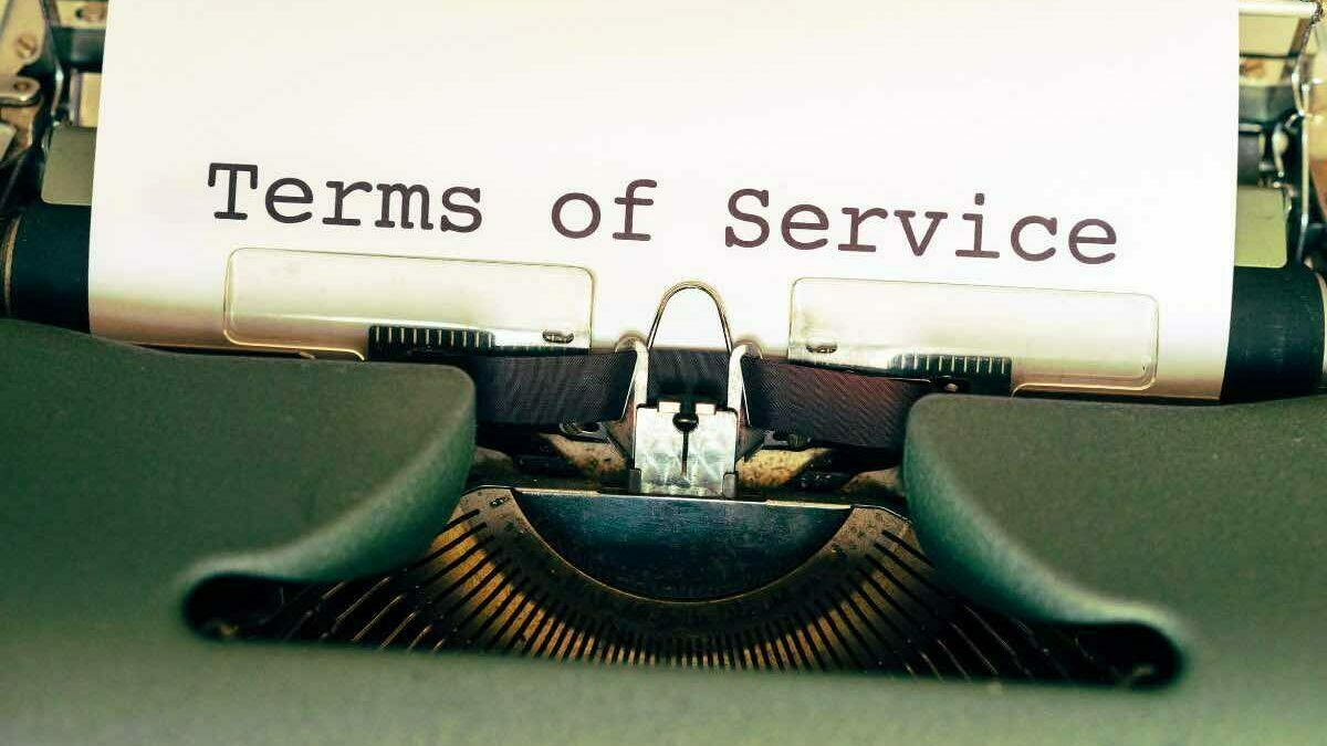 Importance of Terms of Service